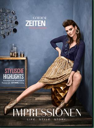 a4d00a871b Extravagante Möbel und Mode: Im Katalog von IMPRESSIONEN