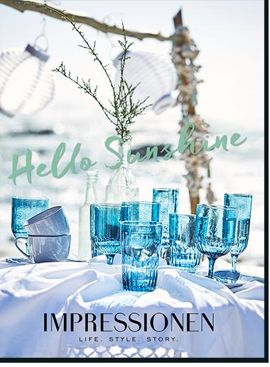 IMPRESSIONEN Katalog - Hello Sunshine