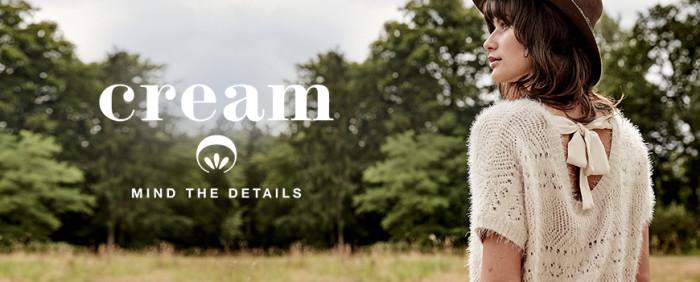 Cream Mode Online Shoppen Bei Impressionen