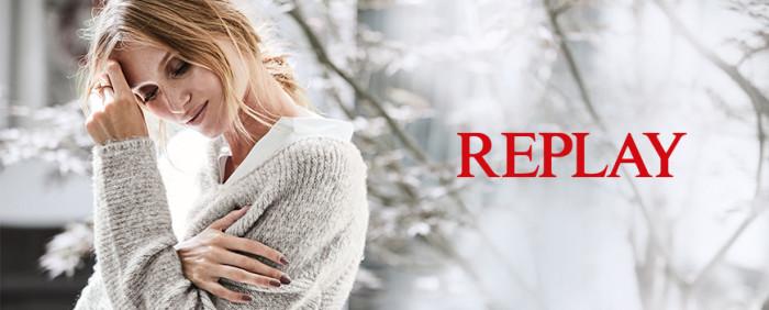 Replay Jeans Damen Mode Online Shop Impressionende