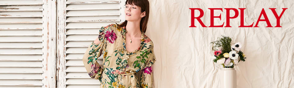 ada733acfa REPLAY Jeans & Damen-Mode online Shop | IMPRESSIONEN.de