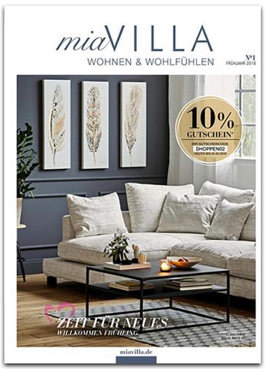 Möbel Katalog Online Durchblättern Bei Miavillade