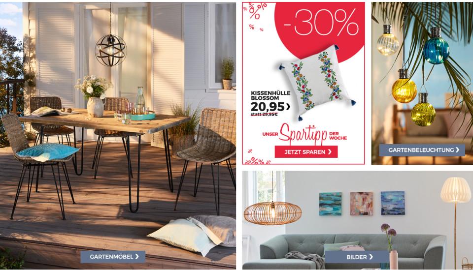 Möbel & Wohnaccessoires im Online Shop kaufen | miaVILLA
