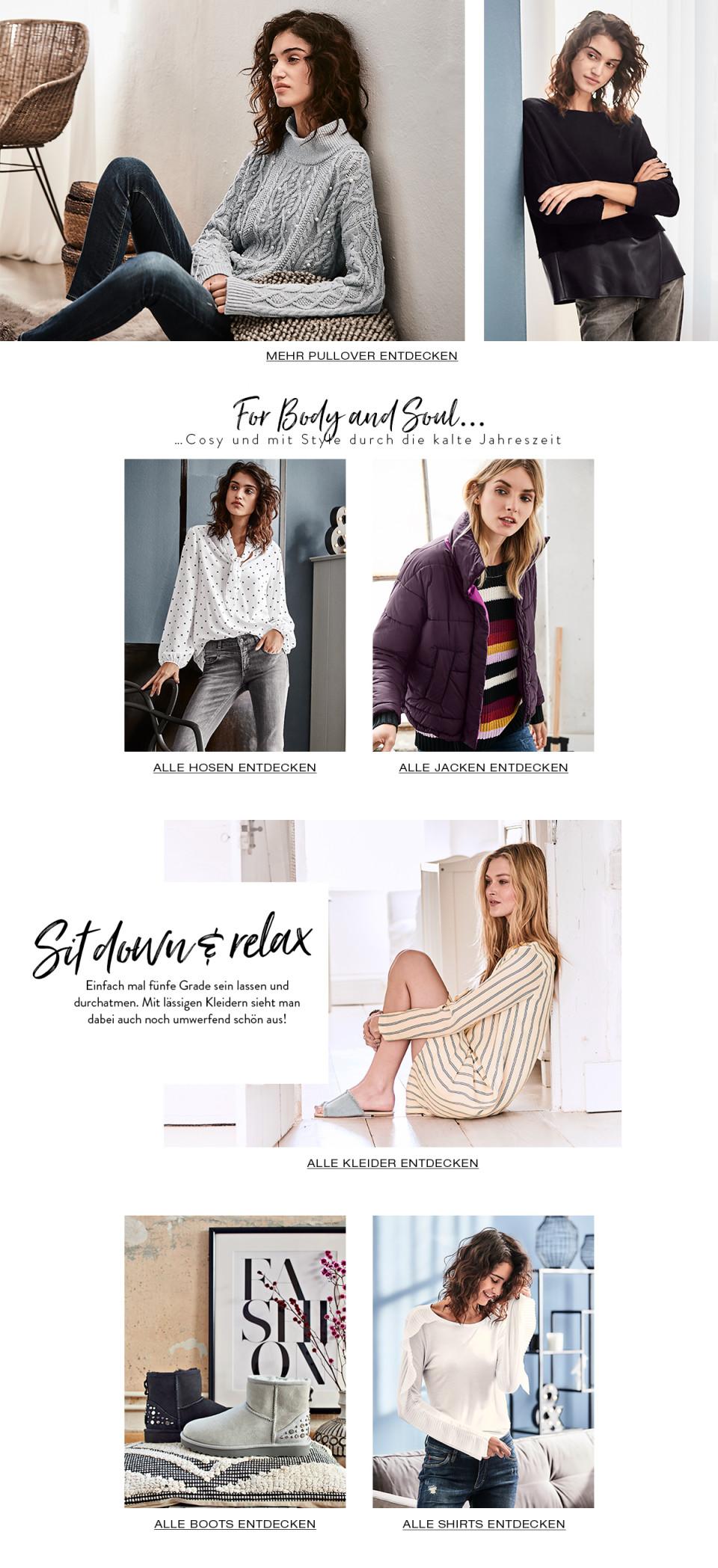 f9e20ec45114 Mode Online Shop » hochwertige Damenmode bei IMPRESSIONEN