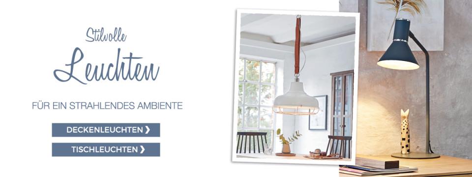 Moderne Lampen für Küche, Wohn- oder Schlafzimmer kaufen | miaVilla