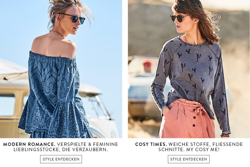 Mode Online Shop Hochwertige Damenmode Bei Impressionen